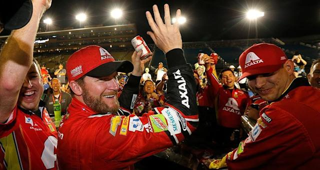 Relive Dale Earnhardt Jr.'s last ride in the Monster Energy NASCAR Cup Series at Homestead Miami-Speedway. (NASCAR)