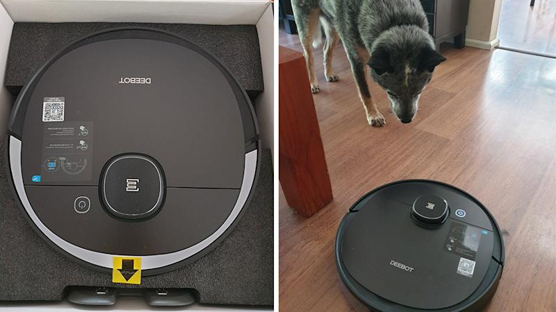 robot vacuum deebot ozmo 950 pet home review