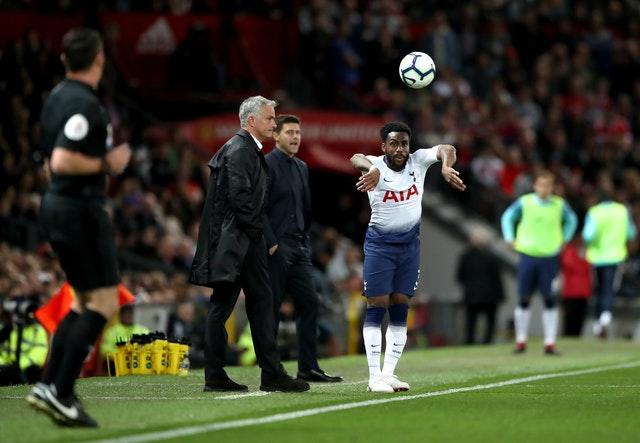 Mourinho thinks joining Genoa would be a good move for Danny Rose