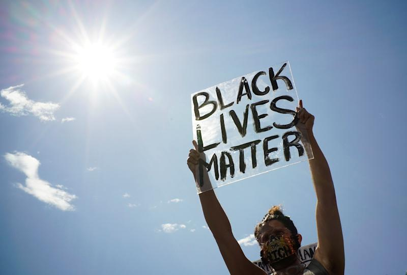 Want to know where all those corporate donations for #BLM are going? Here's the list.