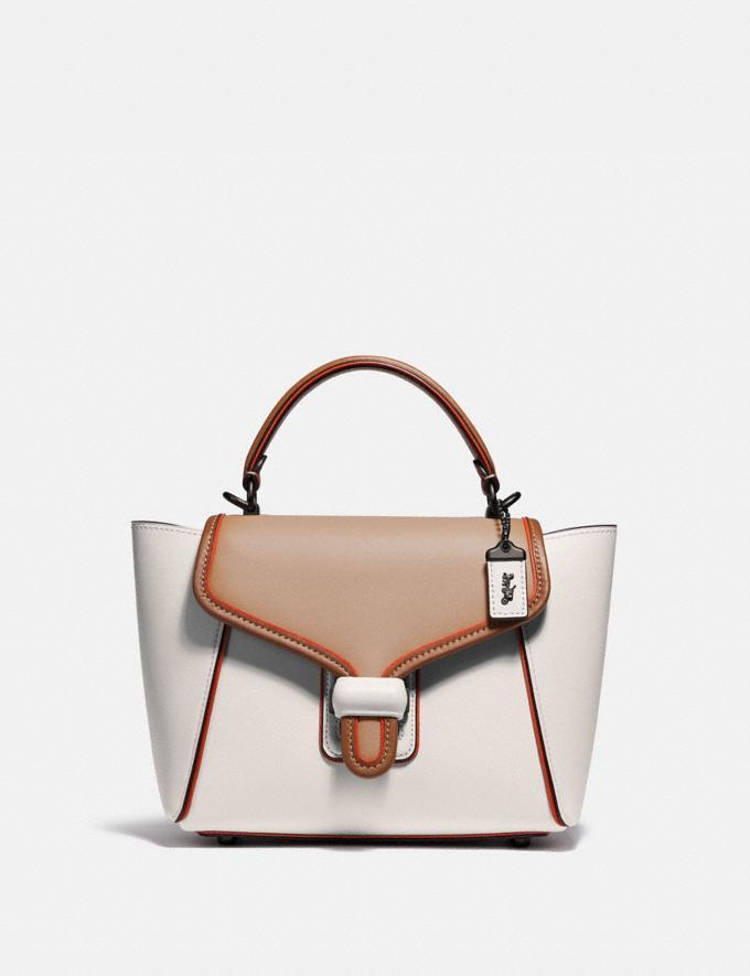 Courier Carryall 23 In Colorblock is on sale for Black Friday at Coach, $417 (originally $695).