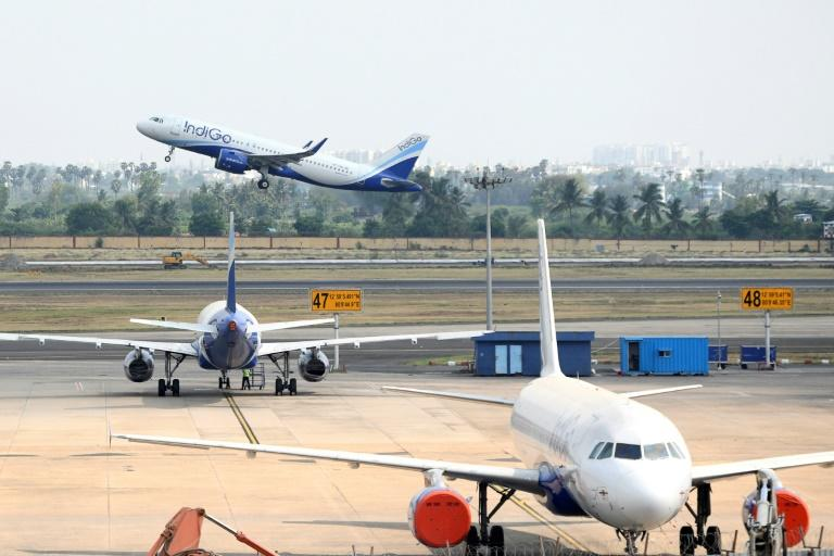 Indian airline IndiGo to fight virus woes with $534 mn share issue