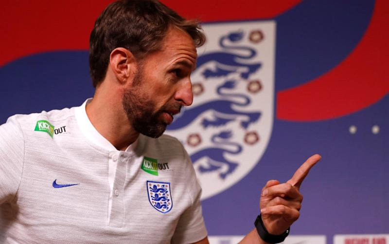 Gareth Southgate has called on Premier League clubs to address the problem - REUTERS