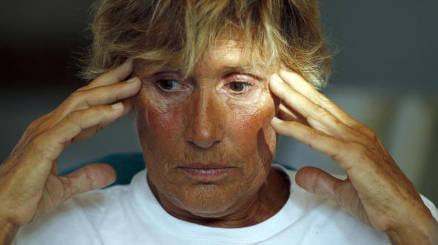 For five decades, long-distance swimmer Diana Nyad has been publicly discussing how her swim coach repeatedly assaulted her when she was 14.