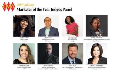 Canadian Marketing Association Marketer of the Year Judging Panel (CNW Group/Canadian Marketing Association)