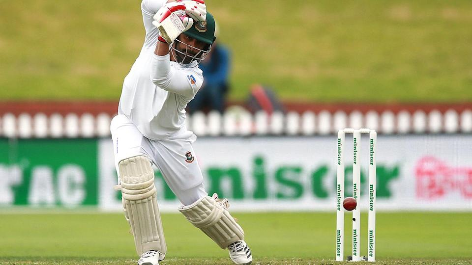 'Frightening experience and please keep us in your prayers,' Tamim Iqbal tweeted. Pic: Getty