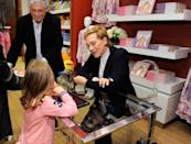 """<p>Is there anyone better to write children's stories than Mary Poppins herself? Julie Andrews (under her married name of Julie Andrews Edwards) has been writing books for kids and young adults since the 70s. </p><p>Now, alongside her daughter Emma Walton Hamilton, the Oscar winner runs the <a href=""""https://julieandrewscollection.com/"""" rel=""""nofollow noopener"""" target=""""_blank"""" data-ylk=""""slk:Julie Andrews Collection"""" class=""""link rapid-noclick-resp"""">Julie Andrews Collection</a>, a selection of books by Julie and other authors that """"nurture the imagination and celebrate a sense of wonder,"""" according to the site. <em>The Sound of Music</em> star herself has written over a dozen books, including <em>The Very Fairy Princess</em> series. </p><p>""""It is an awesome responsibility to write for young people, for I am always aware that they face more choices today and have to make more difficult decisions than I have ever known,"""" Julie wrote on her <a href=""""https://julieandrewscollection.com/message-from-julie"""" rel=""""nofollow noopener"""" target=""""_blank"""" data-ylk=""""slk:site"""" class=""""link rapid-noclick-resp"""">site</a>. """"The joy of reading is that it asks us to use our imaginations...and therefore we engage, and play an active role in our experiences. And I can think of no better way for young people to discover their passions, their values, their world, and their own places in it than through the portal of a wonderful book.""""<br></p><p><a class=""""link rapid-noclick-resp"""" href=""""https://go.redirectingat.com?id=74968X1596630&url=https%3A%2F%2Fwww.gettyimages.com%2Fdetail%2Fnews-photo%2Factress-author-julie-andrews-speaks-with-a-young-fan-as-she-news-photo%2F131194670%3Fadppopup%3Dtrue&sref=https%3A%2F%2Fwww.womenshealthmag.com%2Flife%2Fg33987725%2Fcelebrities-who-wrote-fiction-books%2F"""" rel=""""nofollow noopener"""" target=""""_blank"""" data-ylk=""""slk:Buy the Book"""">Buy the Book</a></p>"""