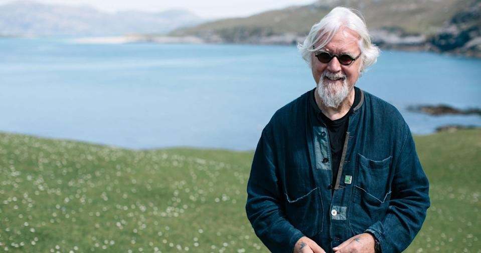 Billy Connolly opened up about his battle with Parkinson's Disease. (BBC Pictures)