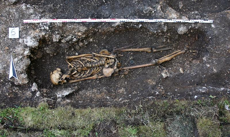 The skeleton that was discovered in Hemmaberg appears to have been a high-ranking Frankish figure, according to archeologists in Austria