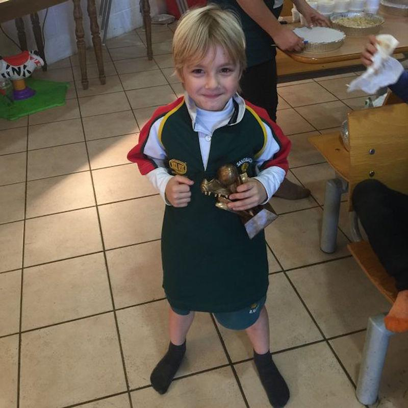 Patryk Milner loved sport and played rugby at his local club in Sandbach, Cheshire. (Reach)