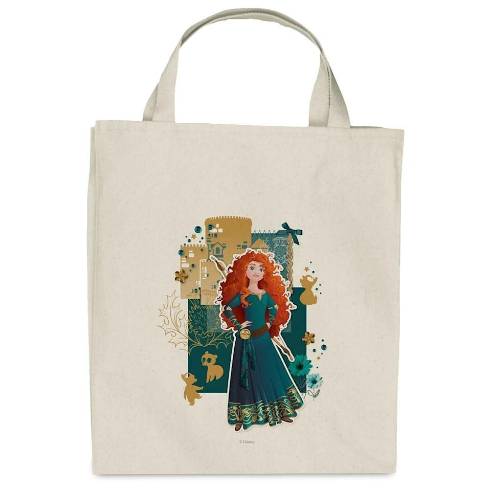 <p>Let them haul their belongings in style with the <span>Merida Tote</span> ($20).</p>