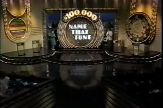 <p>This classic game show from the '50s would have two contestants challenge each other to guess different songs. The game also hosted a tournament of champions in the '80s, where the prize was an impressive $100,000. The show's legendary host, Tom Kennedy, died in October 2020.</p>