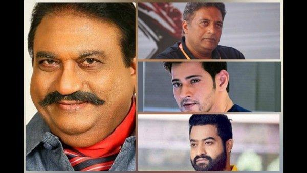 RIP Jaya Prakash Reddy: Mahesh Babu, Jr NTR, Prakash Raj And Other Celebs Express Grief