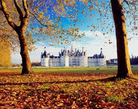 The Loire is magical in early autumn - Credit: GETTY