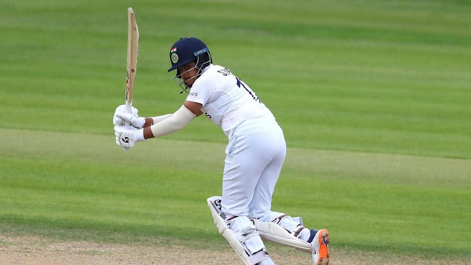 Shafali hits twin fifties on Test debut, smashes these records