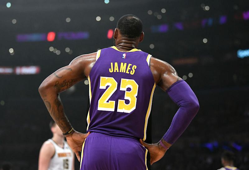7927a8746438 Read and React  What would it take for LeBron James to be the GOAT