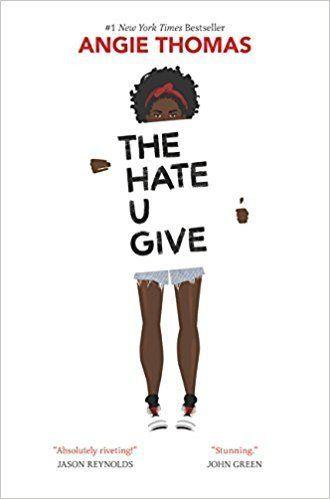 "<a href=""https://www.goodreads.com/book/show/32075671-the-hate-u-give?from_search=true"" target=""_blank"">From Goodreads</a>: ""Sixteen-year-old Starr Carter moves between two worlds: the poor neighborhood where she lives and the fancy suburban prep school she attends. The uneasy balance between these worlds is shattered when Starr witnesses the fatal shooting of her childhood best friend Khalil at the hands of a police officer. Khalil was unarmed."" <a href=""https://www.amazon.com/The-Hate-U-Give/dp/B076BMW18F/ref=sr_1_1?ie=UTF8&qid=1509036526&sr=8-1&keywords=the+hate+you+give"" target=""_blank"">Get it here</a>."