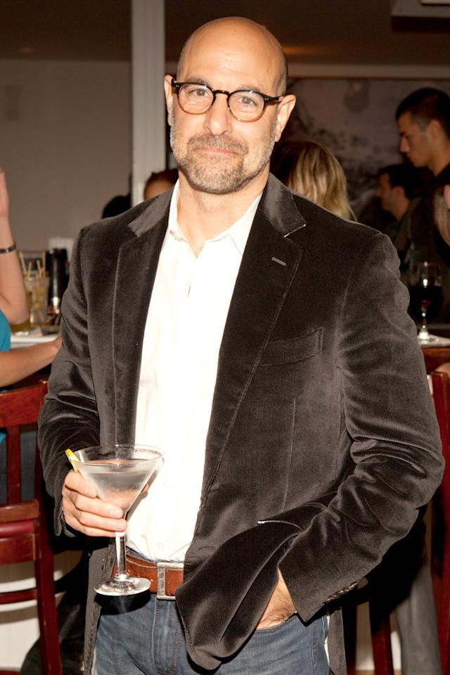 Stanley Tucci's birthday is November 11. He turns 51.