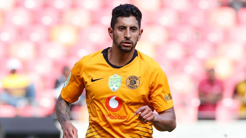 Leaving Kaizer Chiefs without a trophy would be a defeat for me - Castro