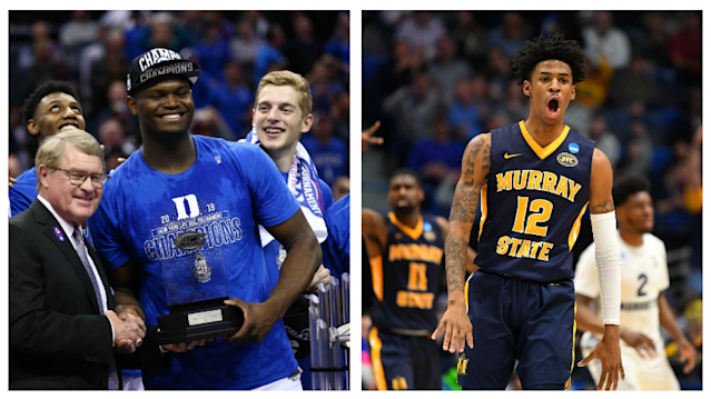 Zion Williamson has been the biggest star in college basketball this season, but Ja Morant is proving he can be his rival.