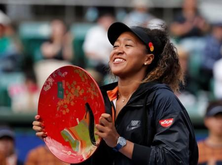 Tennis - Pan Pacific Open - Women's Singles - Victory Ceremony