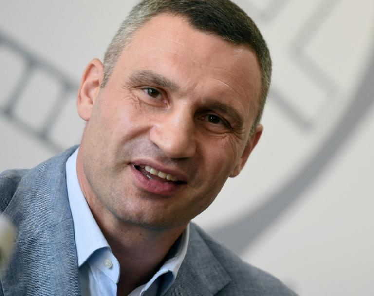 Vitali Klitschko is a former world heavyweight boxing champion and has been the elected mayor of Kiev since 2014