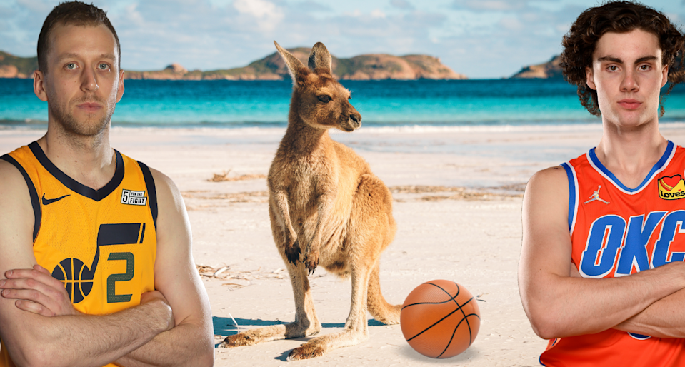 Joe Ingles and rookie Josh Giddey could be worth adding to your Fantasy NBA team