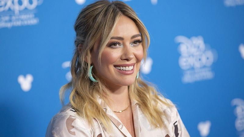 Hilary Duff Finally Shows Her Kids 'The Lizzie McGuire Movie'