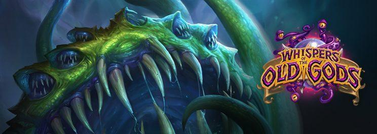 Yogg-Saron was among the cards not invited to BatStone (Blizzard)