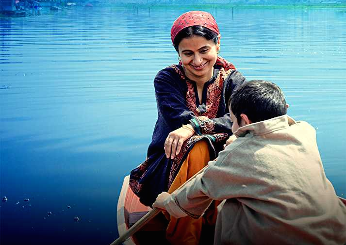 Rasika represents a new breed of Indian actors producing powerhouse performances as everyday folk. She plays Ishrat, the mother of the child playing the titular role in this Kashmir-based drama. Rasika's poignant performance as a woman grappling with the painful disappearance of her husband and struggling to answer her young son's curious questions earned her unanimous praise and multiple awards.