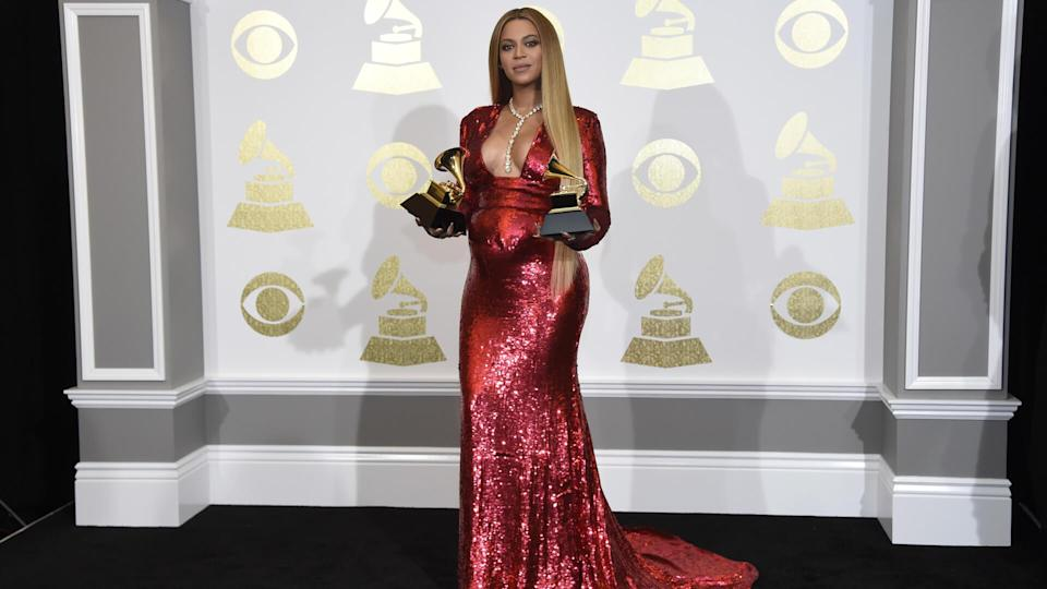 """<ul> <li><strong>Cost: </strong>$25,000-plus for vacation wardrobe</li> </ul> <p>Beyoncé has always been an icon in the world of fashion, and that doesn't stop on vacation. Page Six documented her attire on a 2018 getaway, and it wasn't cheap.</p> <p>Some of her glamorous wardrobe choices included $991 """"Vogue""""-printed Versace denim shorts and a $1,295 match silk blouse, a $3,310 yellow Fendi dress and a $3,295 red zebra-and-lemon printed Dolce & Gabbana jumpsuit.</p>"""