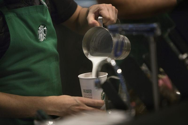 Starbucks Will Try Recyclable Cups to Cut Waste Footprint