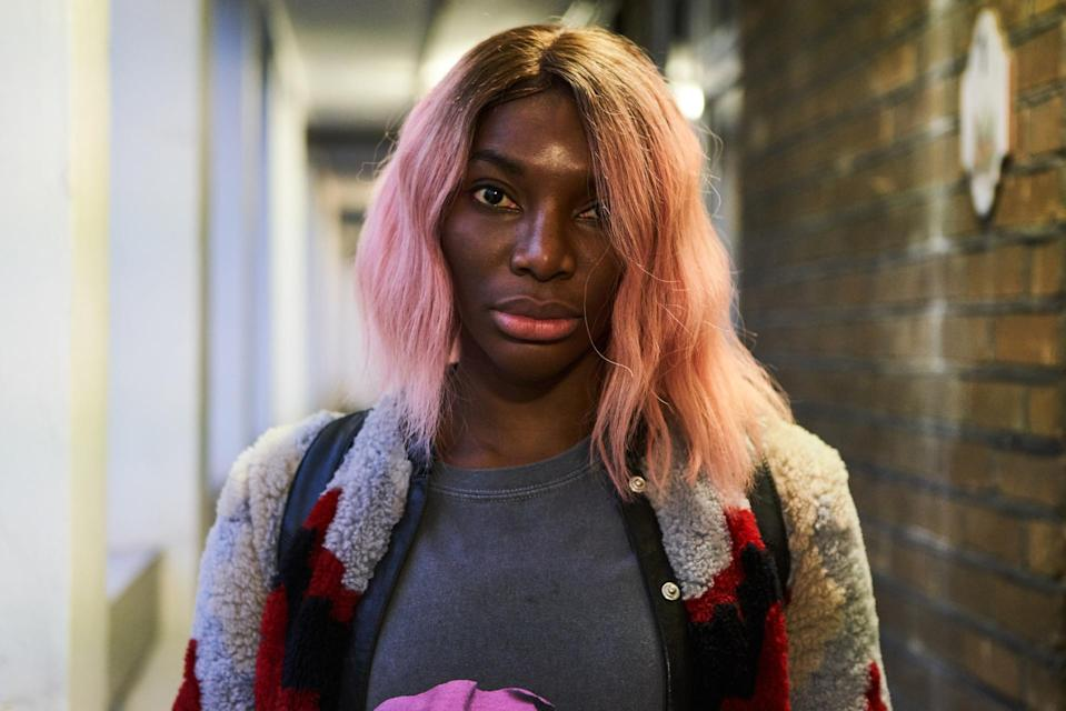 Michaela Coel created and stars in the HBO series <em>I May Destroy You</em>. (Photo: Natalie Seery/HBO)