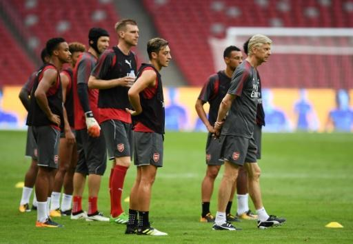 Arsenal set for drop into Europe's second tier