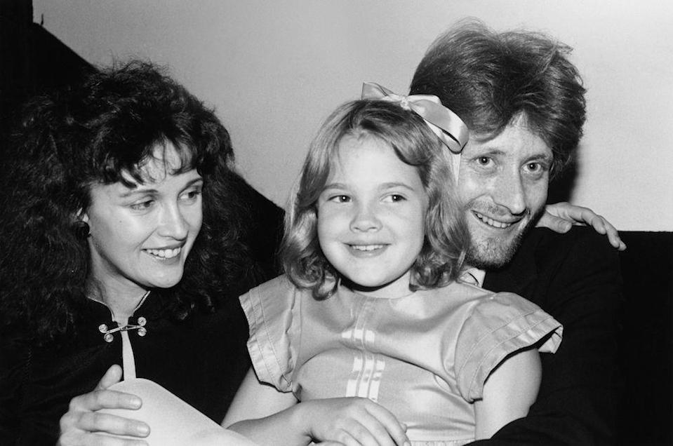 """<p><strong>Famous parent(s)</strong>: actor John Drew Barrymore (of the Barrymore acting dynasty)<br><strong>What it was like</strong>: """"Having a very public experience when I was young taught me a lot about responsibility in a weird way,"""" she's <a href=""""https://www.today.com/series/secrets-of-success/drew-barrymore-opens-about-how-her-odd-childhood-made-her-t52466"""" rel=""""nofollow noopener"""" target=""""_blank"""" data-ylk=""""slk:said"""" class=""""link rapid-noclick-resp"""">said</a>. """"It definitely gave me a wake-up call of, like, OK, if everyone's gonna know your business, maybe you'd like your business to be really classy. And that's a hard lesson, but it was a very good lesson for me.""""</p>"""
