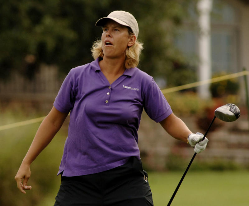 Senior LPGA golfer Walker penalized 58 strokes for infraction