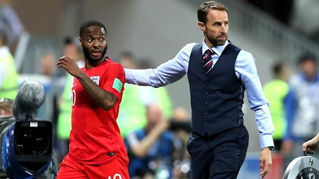 Rio Ferdinand, who says he saw plenty of bust-ups among team-mates, has questioned Gareth Southgate's decision to drop Raheem Sterling.