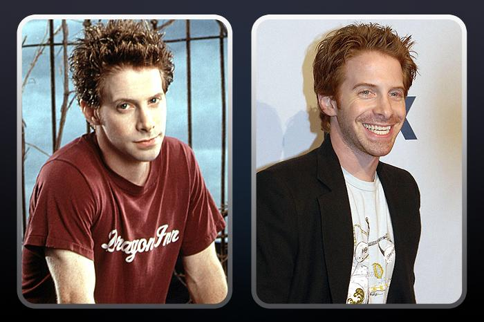 """<a href=""""/seth-green/contributor/30083"""">Seth Green</a>  (""""Oz"""") — THEN: He was Willow's first, and only, boyfriend who later discovered he's a werewolf. // NOW: Green has appeared in tons of movies, including """"Austin Powers in Goldmember,"""" and TV shows, and now voices and directs the sketch comedy show """"<a href=""""/robot-chicken/show/36850"""">Robot Chicken</a>"""" on Cartoon Network. He's also the voice of Chris Griffin on Fox's """"<a href=""""/family-guy/show/30361"""">Family Guy</a>."""""""