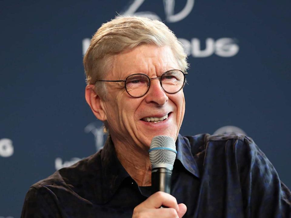 Arsene Wenger is Fifa's chief of global football development: Getty Images