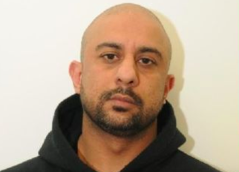 Mohammed Zahir Khan is due to be released on February 28 (Counter Terrorism Policing North East)