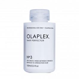 "Ever wondered how you can get salon-soft locks within the comfort of your own bathroom? The secret is Olaplex. Historically salon-exclusive, Olaplex No. 3 is the brand's answer to salon-strong hair at home. This hair perfector is a godsend to bottle blondes, whose strands are often overprocessed and brittle. It acts as a bond builder, latching onto brittle strands, and gives hair more bounce, shine, strength and softness. <a href=""https://www.loxabeauty.com/olaplex-hair-perfector-no-3-3-3-oz"" target=""_blank"">Shop it here</a>."