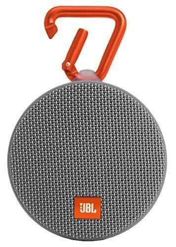 """Convince your teens to complete their household chores while jamming out to their favorite tunes with this waterproof Bluetooth <strong><a href=""""https://amzn.to/2KDmBkd"""" target=""""_blank"""" rel=""""noopener noreferrer"""">wireless speaker</a></strong> that can clip on to almost anything. <strong><a href=""""https://amzn.to/2KDmBkd"""" target=""""_blank"""" rel=""""noopener noreferrer"""">Get it on Amazon</a></strong>."""