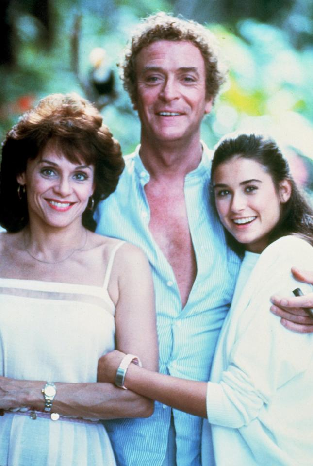"""Moore was 20 years old when she landed her first movie, <a href=""""https://people.com/archive/picks-and-pans-review-blame-it-on-rio-vol-21-no-7/""""><em>Blame It on Rio</em></a>. The 1984 flick, which also starred <a href=""""https://people.com/tag/valerie-harper/"""">Valerie Harper</a> and <a href=""""https://people.com/movies/michael-caine-once-drank-two-bottles-of-vodka-a-day-but-says-his-wife-helped-him-stop/"""">Michael Caine</a> as her parents, was shot in Brazil. It was her first time out of the country and the first time she could """"experiment with figuring out the <em>me </em>I wanted to be, without any encumbrances<em>.</em>"""" The exciting experience also became the catalyst to a bad drug habit.  """"It was an awakening in so many expansive and postive ways, offset, unfortunately, by a <em>lot</em> of cocaine,"""" she wrote. """"I nearly burned a hole through my nostrils while I was in Brazil."""""""