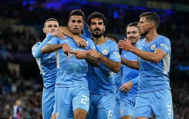 City came out on top in a thrilling nine-goal contest