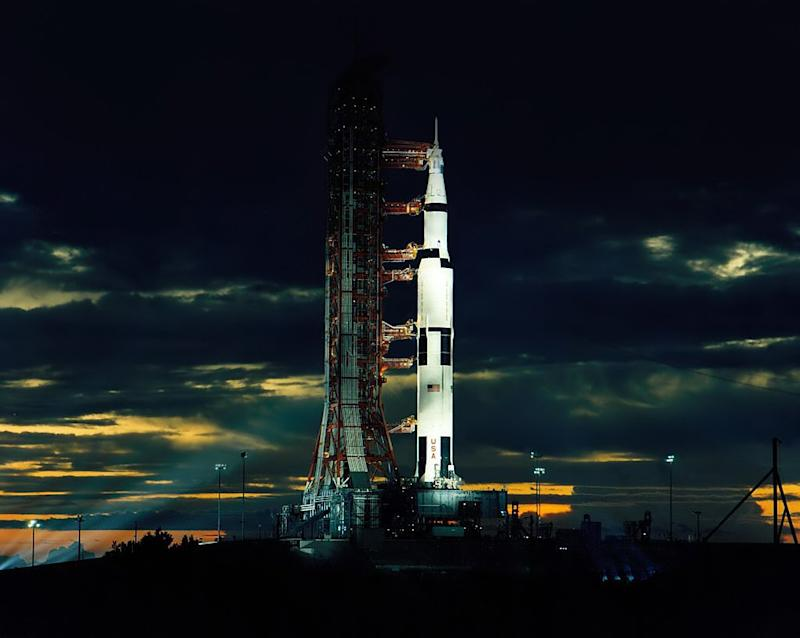 Apollo 17 Saturn V