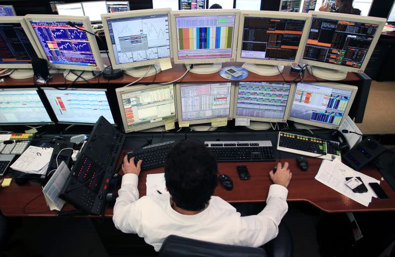 Euro gains on EU recovery-fund plan, oil wavers