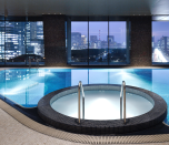 <p>Creating a sense of tranquility in a bustling city like Tokyo is no easy feat, but the Palace Hotel has accomplished exactly that and reigns as a temple of well-being. Located opposite the Imperial Palace Gardens, this Japanese gem offers an incomparable perspective on the city. Here, you get the best of both worlds–a property with an ideal location in the heart of Tokyo's liveliness, and a serene home-base that feels far removed from this urban jungle's (often infectiously) manic energy. </p><p>By day, the best views can be taken in from the Evian Spa, situated on the fifth floor and boasting floor-to-ceiling windows that lead to inspiring panoramic views. When the sun has set, a leisurely evening at the hotel's sixth floor outdoor bar is the best way to take in the enchanting glimmer of Tokyo with an expertly mixed cocktail in hand.</p>