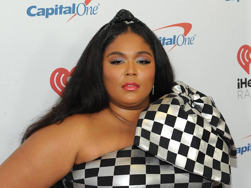 Lizzo fires back at troll who claimed she's only popular 'because of obesity epidemic'