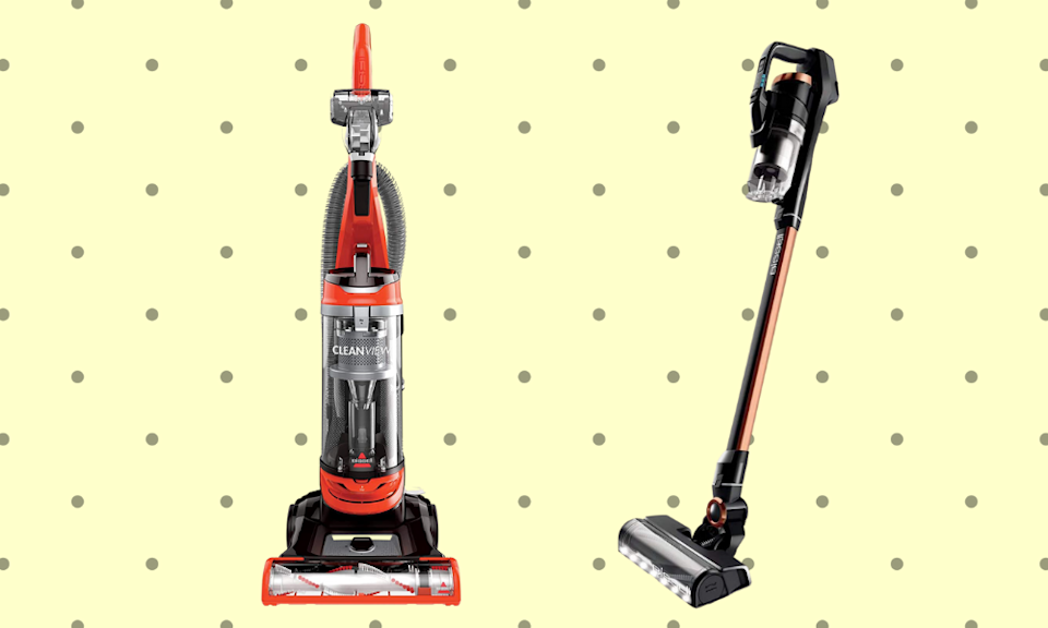 Bissell vacuums are up to 47 percent off today (Photo: Amazon)