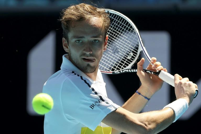 Daniil Medvedev takes an 18-match unbeaten run into his all-Russian quarter-final against Andrey Rublev at the Australian Open on Wednesday